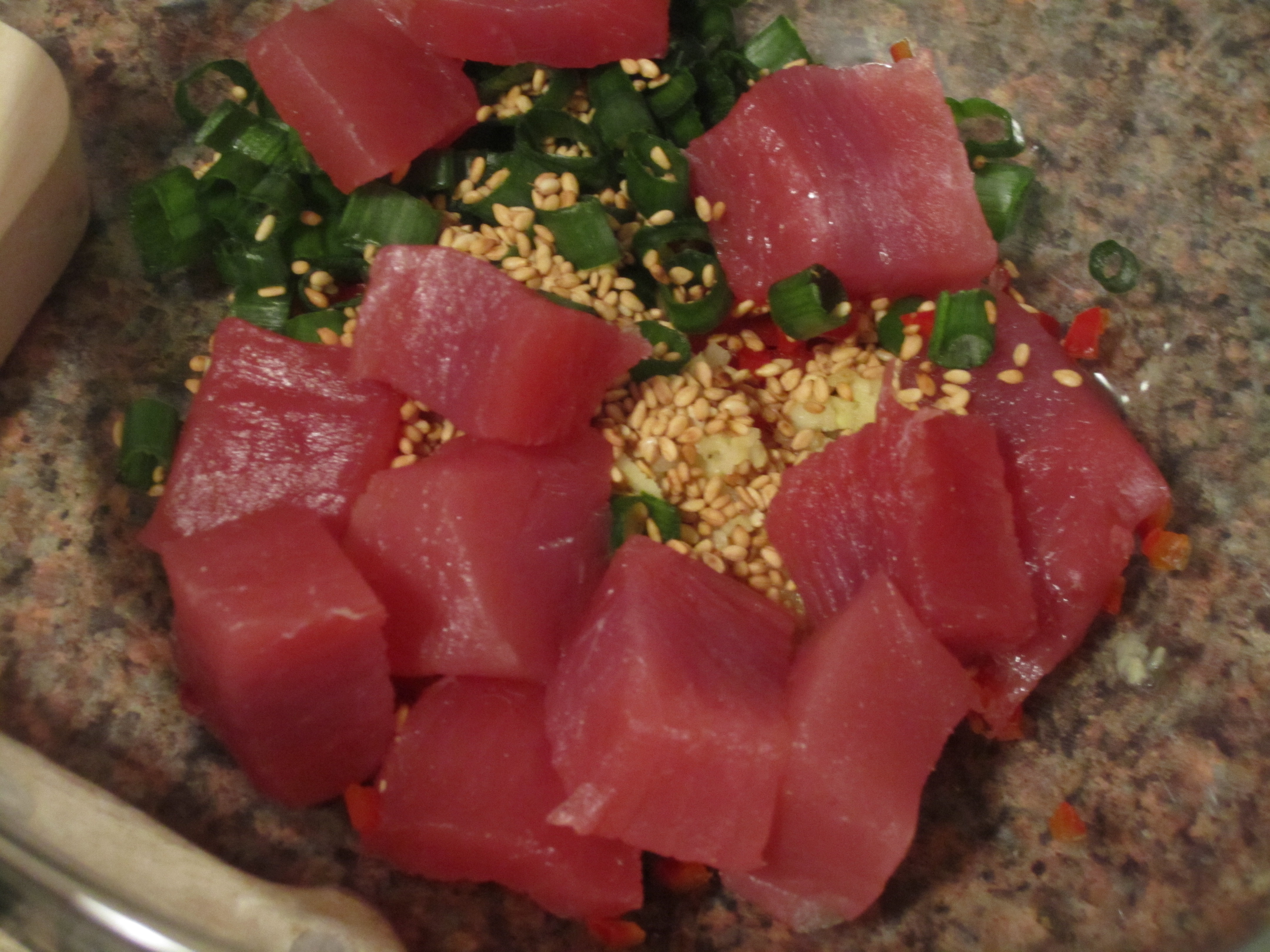 Sushi grade ahi tuna whole foods for Whole foods sushi grade fish